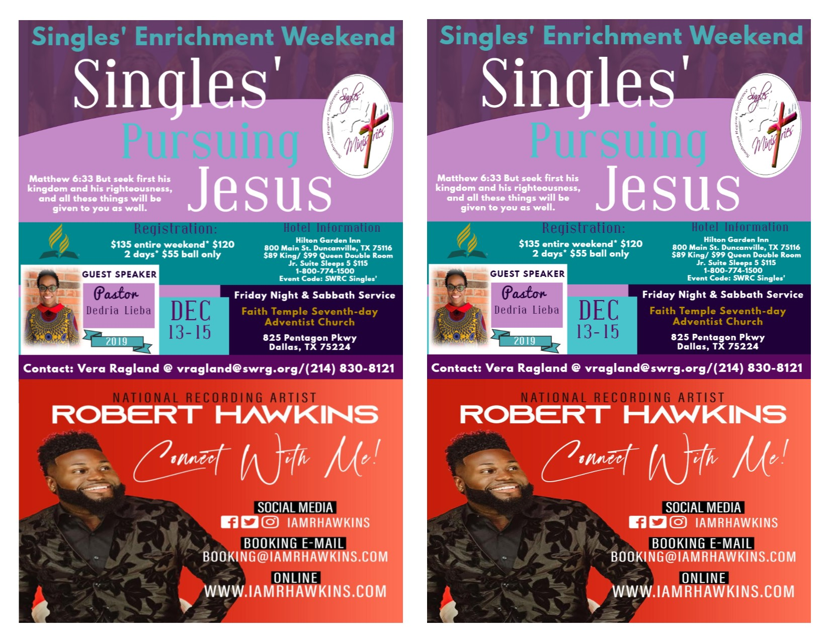 Singles Pursuing Jesus
